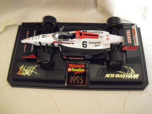 Texaco Havoline Racing Michael Andretti Die-Cast Bank 1995 Collector Year