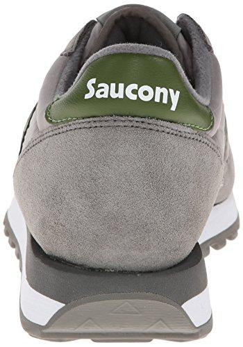 Saucony Jazz Original 2044-311, Scarpe da Ginnastica Uomo Grey/Green