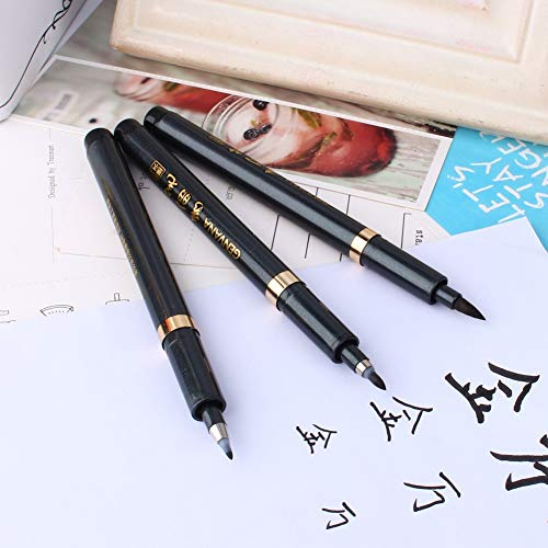 japanese calligraphy brush pen - 9