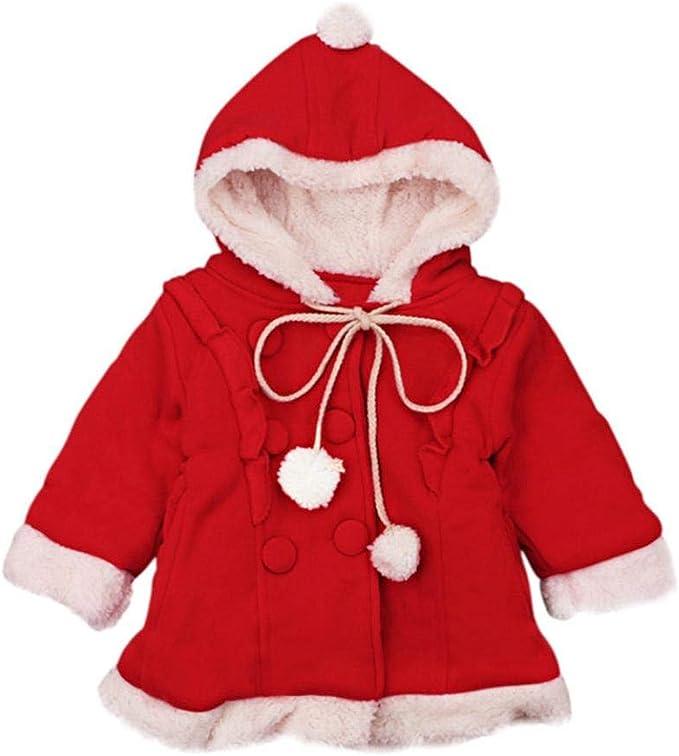 Amazon.com: Chaqueta de manga larga con capucha para niños ...