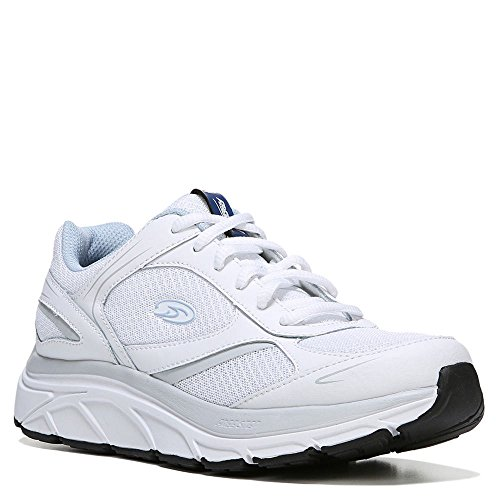 Action Leather Footwear (Dr. Scholl's Women's Freehand White Action Leather Shoe)