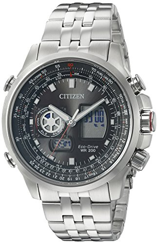 Citizen Eco Drive JZ1060 76E Promaster Analog Digital product image