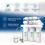 SimPure 6 Stage Reverse Osmosis Water Filter