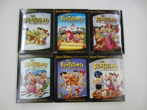The Flintstones - The Complete Series (Seasons 1 - 6) by Warner Home Video