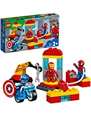 LEGO DUPLO Super Heroes 10921 Super Heroes Lab Building Kit (30 Pieces)