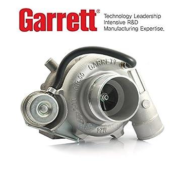 Ssangyong OEM Garrett Turbo turbocompresor para Ssangyong Rexton 6620903180/6620903880: Amazon.es: Coche y moto