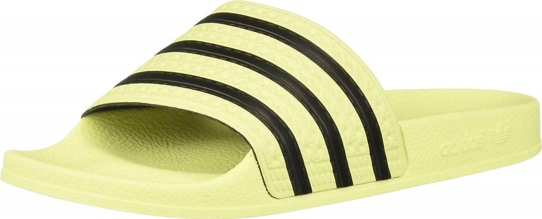 Ice jaune Ice jaune noir 37 EU adidas Originals ADILETTE 280647, Sandales mixte adulte