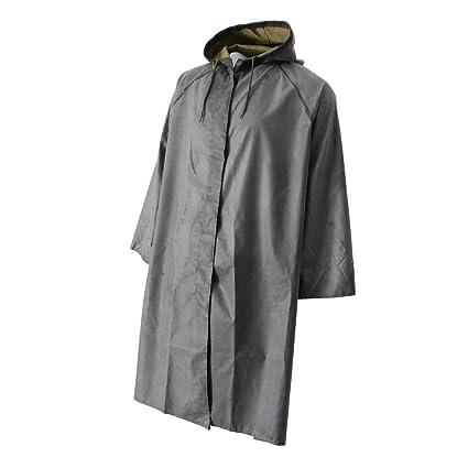 Men/'s Work Labor Protection Raincoat Thicken Poncho Cloth