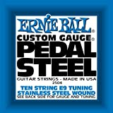 Ernie Ball Pedal Steel Stainless Steel Wound 10-String Set, E9 Tuning