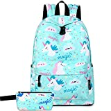 VentoMarea Back to School Bags for Teen Girls Backpack Student Bookbags