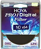 Hoya 82mm DMC PRO1 ND64X Lens Filter