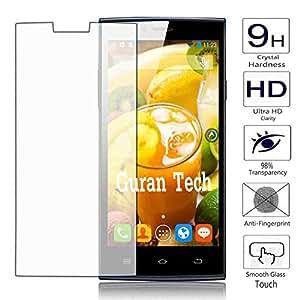 Guran® Protector de Pantalla Vidrio Cristal Templado Para THL T6 Pro Smartphone Film