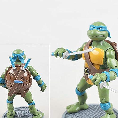 LU-DOLL 4-Pack De Teenage Mutant Ninja Turtle Juguetes ...