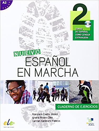 Nuevo Espanol en Marcha 2 : Exercises Book + CD: Level A2 (Spanish Edition) (Spanish) Paperback – 2014