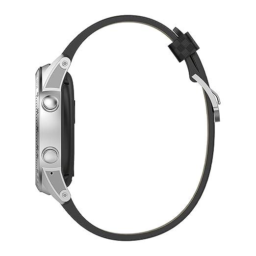 Amazon.com: AllCall W1 Bluetooth Smart Watch Android 5.1 2GB RAM 16GB ROM 3G/2G Watch-Phone MTK6580m Quadcore Heart Rate Sport GPS Call Notification ...