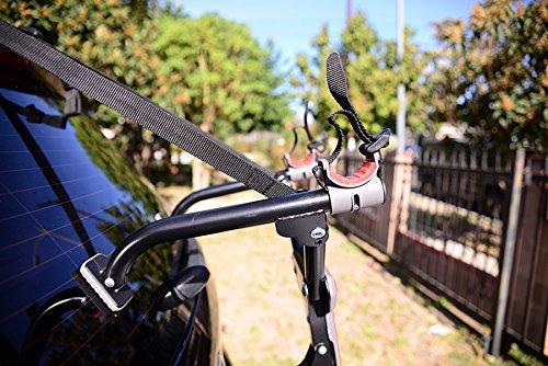 Allen Sports Ultra Compact Trunk Mounted Bike Rack Renewed