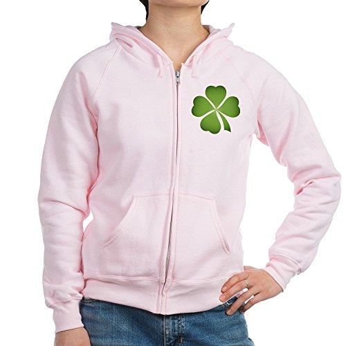 Irish Womens Zip Hoodie - 6
