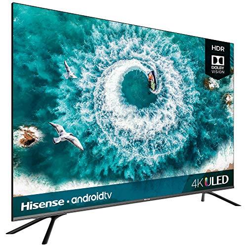 Hisense 50H8F 50-inch 4K Ultra HD Android Smart LED TV HDR10 (2019)