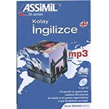 Assimil Pack Kolay Ingilizce English for Turkish Speakers - Book plus CD MP3 (Turkish Edition) by Assimil Language Courses (2013-05-23)