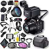Canon XC15 4K Professional Camcorder + 128GB Master Kit