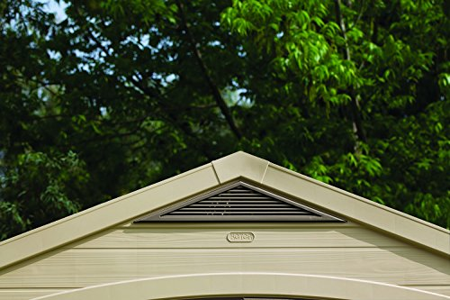 how to build a keter factor shed