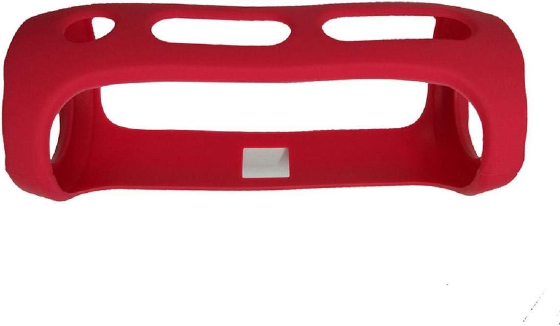 Feccile for Jbl FLIP 4 Bluetooth Speaker Portable Mountaineering Portable Classic Vibrant Personalize Bright Silicone Case