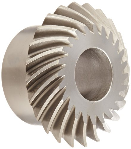 - Boston Gear LSA107YL Spiral Miter Gear, 35 Degree Spiral Angle, 1:1 Ratio, 1.500