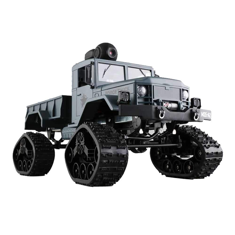 With Truck Military RC JKRTR Size One WIFI Green Size