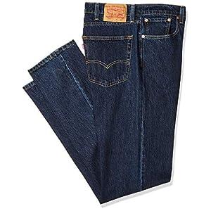 Levi's Men's Big and Tall Big & Tall 502 Regular Taper Fit Jean