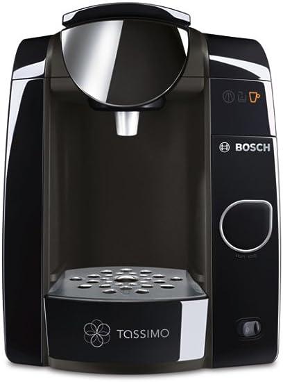 Bosch TAS4502 Tassimo Joy - Cafetera de cápsulas, 1300 W, 1.4 l, color negro: Amazon.es: Hogar