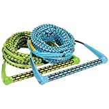 Proline Wakeboard Rope/Handle Package, Cyan, 65'