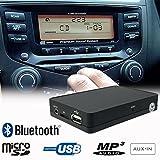 Stereo Bluetooth Handsfree A2DP USB SD AUX MP3 WMA CD Changer Adapter Interface Car Kit Honda Accord Civic CRV CRZ FRV Insight Jazz Legend S2000