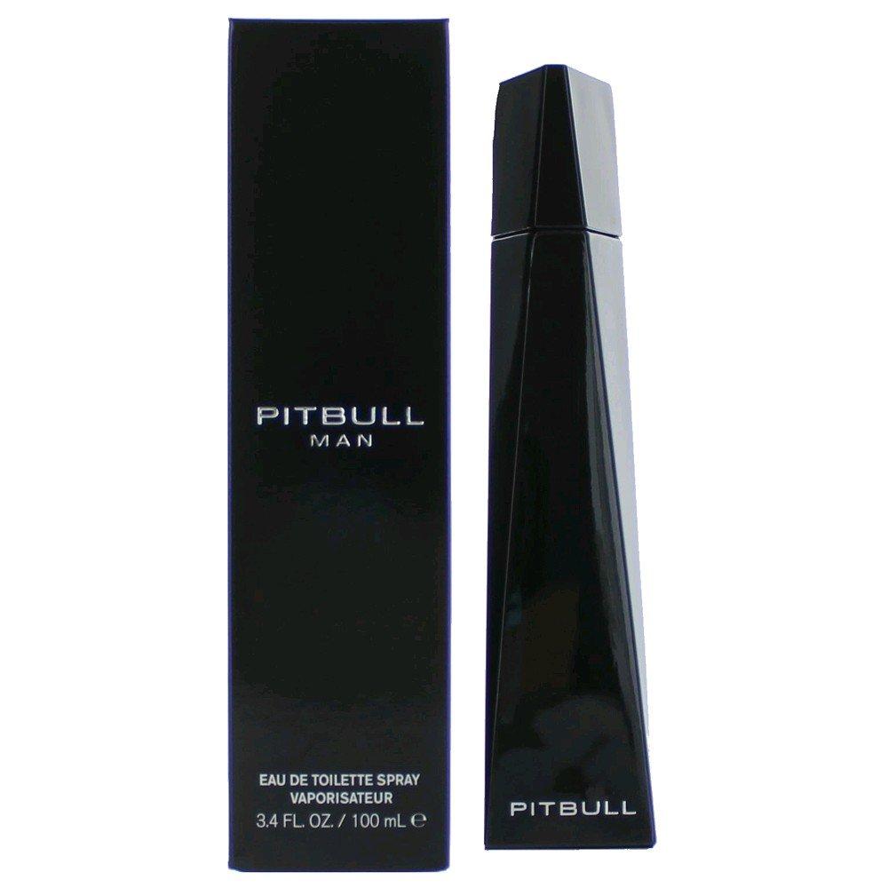 Pitbull Eau de Toilette Spray for Men, 3.4 Ounce