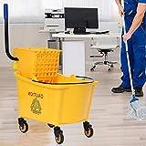 Toolsempire Commercial Mop Bucket Side Press