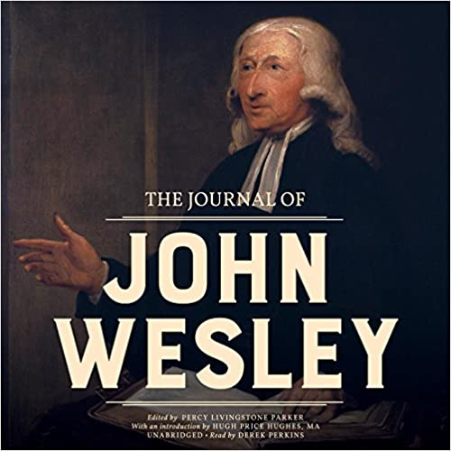 Book The Journal of John Wesley
