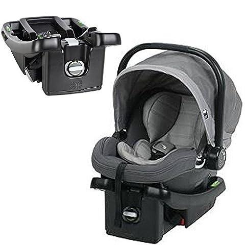 Baby Jogger 1969638KT- City Go Car Seat Extra Base -Steel Gray