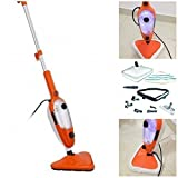 BABZ 12 IN 1 Handheld Steam Cleaner Multi-Function Steam Mop With Accessories for use on Laminate Flooring ,Hard-wood Floors ,Windows,Soft Furnishings And Cars.