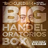 Big Handel Oratorio Box Album Cover