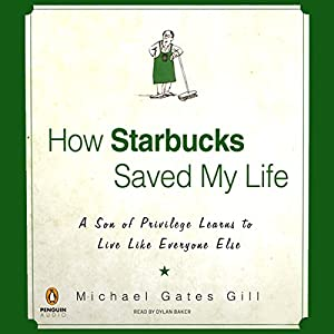 How Starbucks Saved My Life Hörbuch