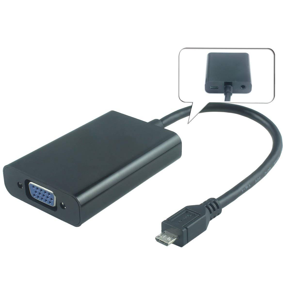 auf VGA-Kabel Premium Cord MHL Mikro-USB//HDTV