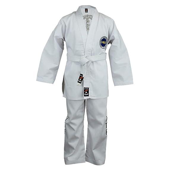 Playwell Martial Arts Itf Taekwondo Estudiante Traje (Uniforme ...