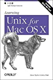 Learning Unix for Mac OS X, Dave Taylor, Jerry Peek, 0596003420