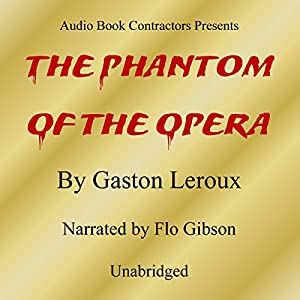 The Phantom of the Opera Audiobook