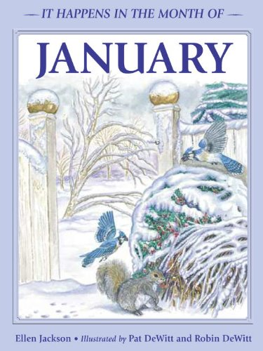 It Happens in the Month of January PDF