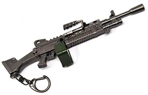 ARUNDEL SERVICES EU Llavero de Pistola de Metal Videojuego ...