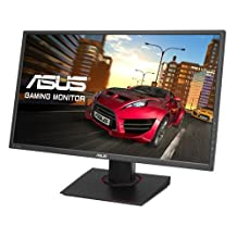 ASUS 27-inch 144Hz WQHD FreeSync Gaming Monitor [MG278Q] 1ms Rapid Response Time, Dual HDMI, DisplayPort, USB 3.0, 2560 x 1440 Display with Pivot, Tilt, and Swivel, ASUS EyeCare