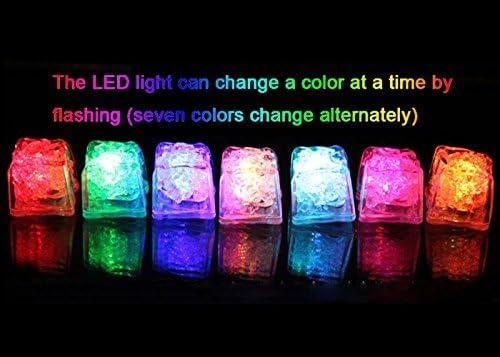 Hielo Luminoso, Luces LED submarinas intermitentes, , Luz del ...