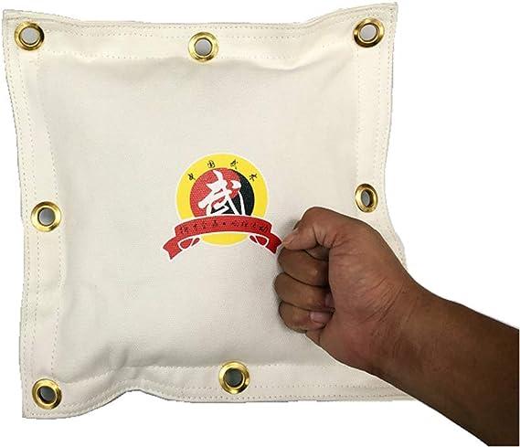 Lejie Wing Chun Kung Fu Wandbehang Fitness Boxen Training Canvas Taekwondo Sandsack JKD