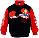 J.H. Design Girl's Fairytale Princess Snow White Snap-Up Jacket (7)