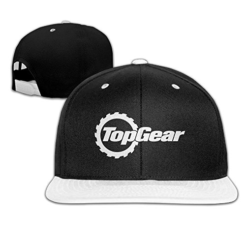 MaNeg Top Gear Logo Unisex Hip Hop Baseball - Uk Clothing Prada